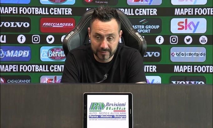 """De Zerbi: """"Mourinho? Grande ritorno per la Serie A"""""""
