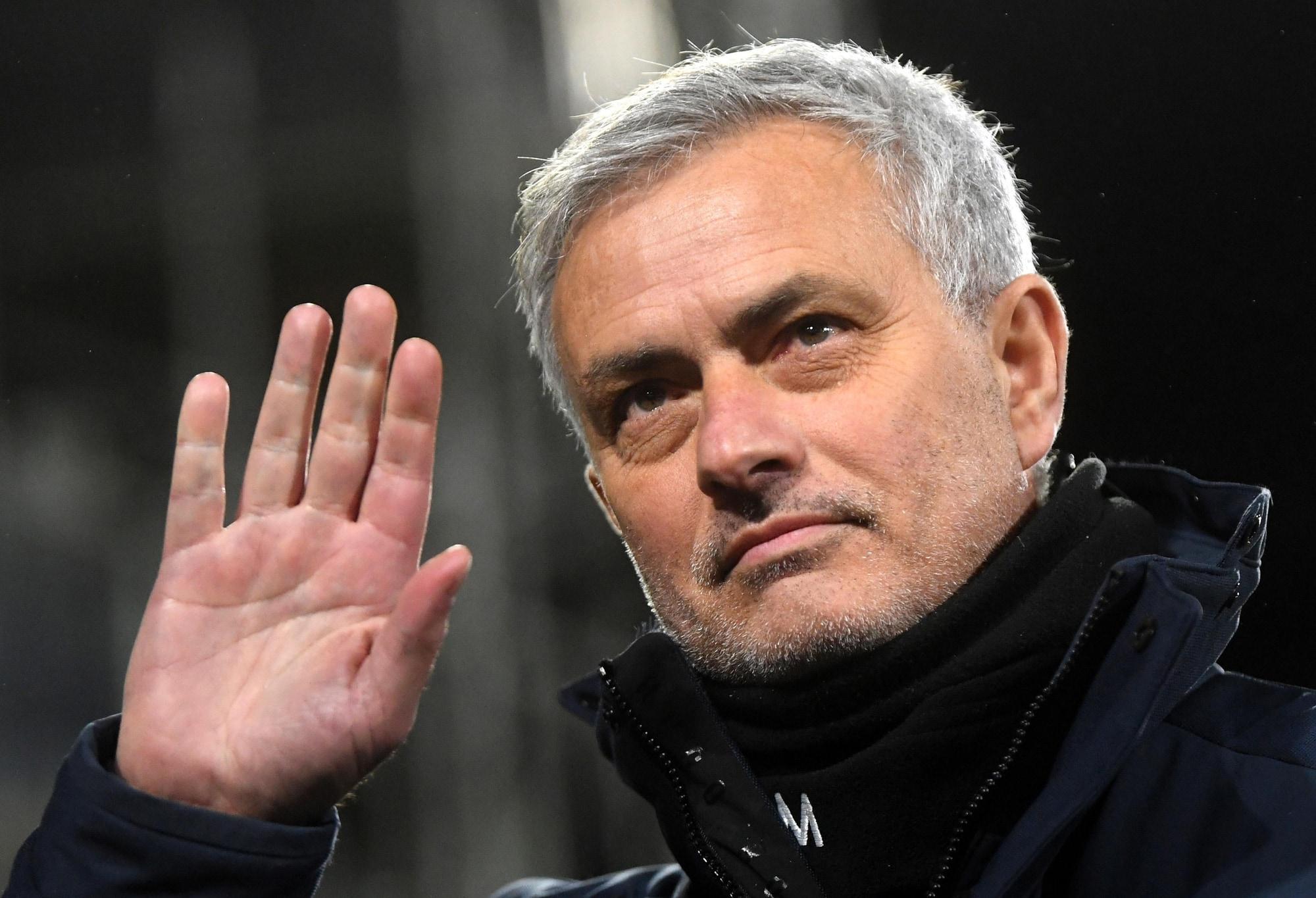 La Roma di Mourinho da Rui Patricio al centravanti: eccola
