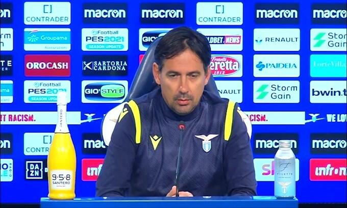 """Simone Inzaghi: """"Quattro partite a disposizione. Vinciamo e basta"""""""
