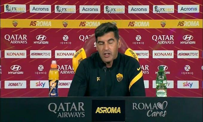 """Fonseca: """"Complimenti all'Inter per lo Scudetto"""""""