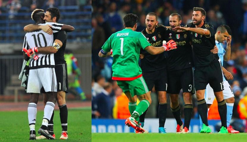 Buffon saluta la Juve, ecco la top 11 dei suoi 'fedelissimi'