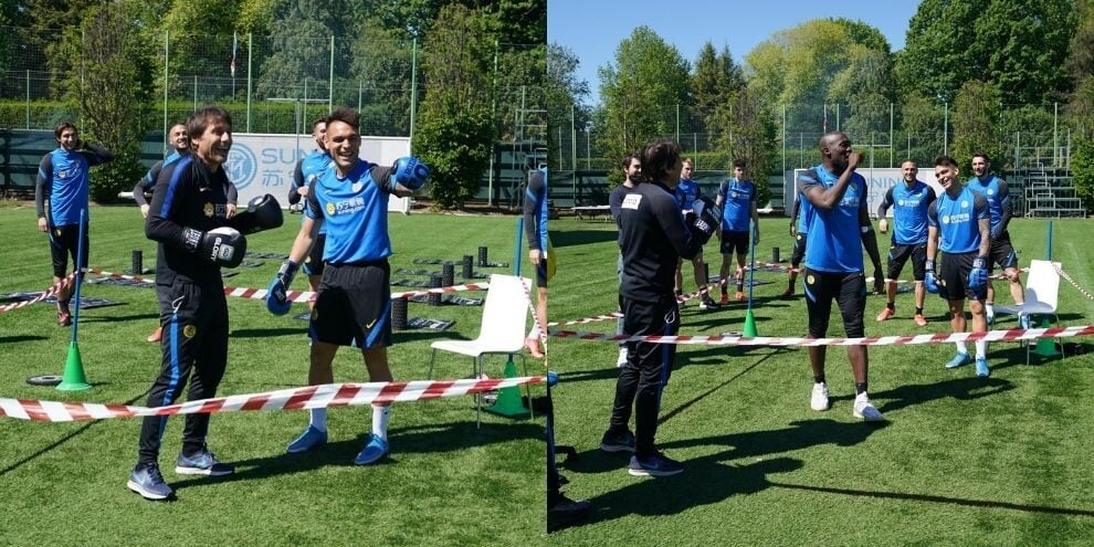 Conte-Lautaro, la resa dei conti è tutta da ridere in casa Inter!