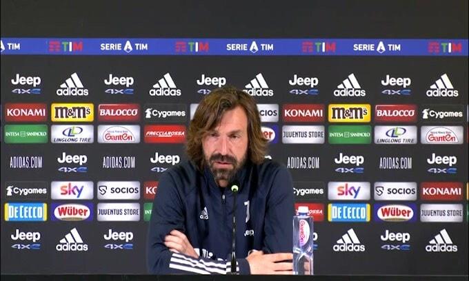 """Pirlo: """"Inter più forte? Più brava"""""""