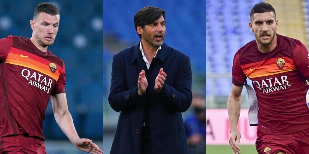 Roma-Lazio, la probabile formazione di Fonseca