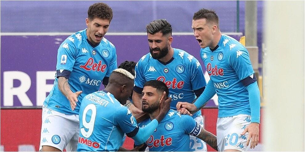 Insigne, assist e gol nella vittoria del Napoli. Champions più vicina