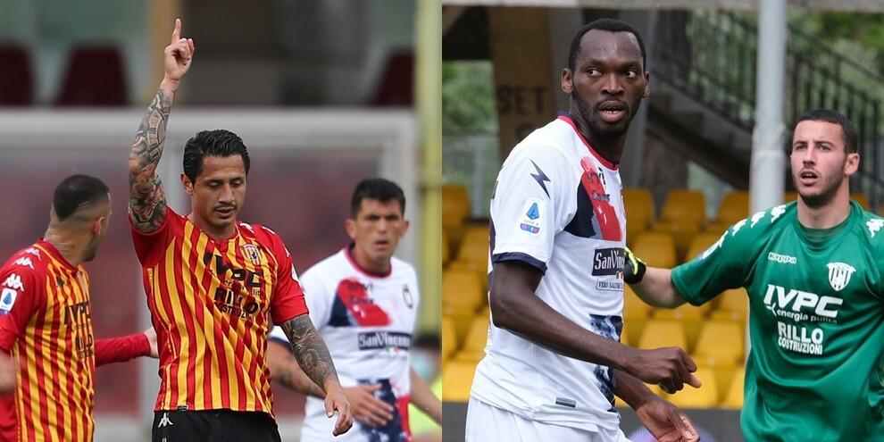 Lapadula non basta, Simy gela il Benevento al 93'