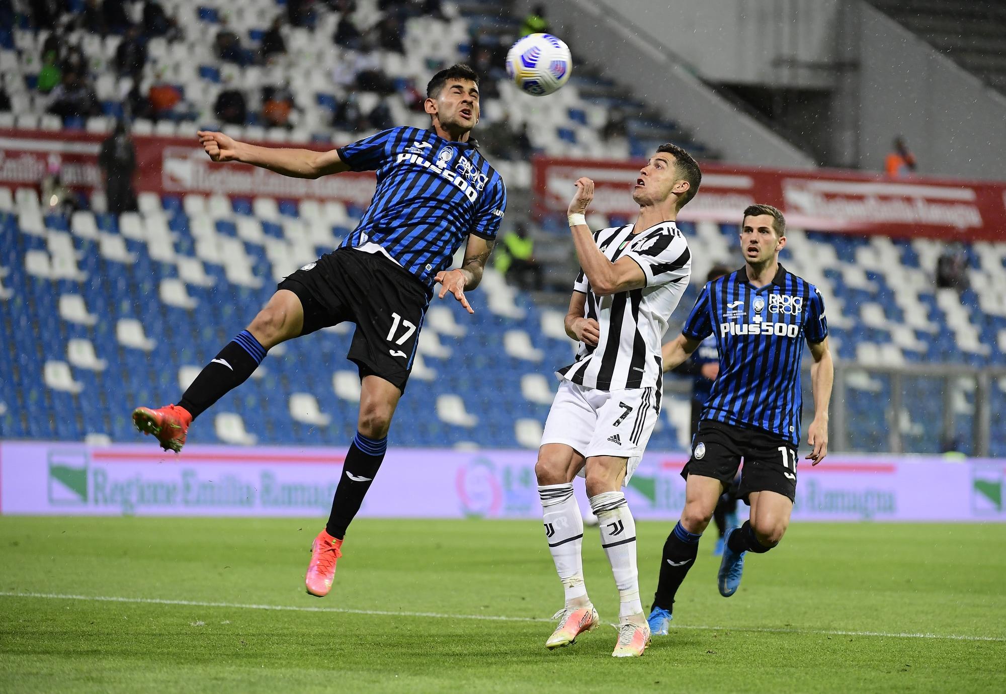 Coppa Italia, Atalanta-Juve 1-2: tabellino, marcatori e statistiche
