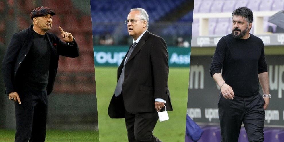 Lazio, chi al posto di Inzaghi? I probabili nomi