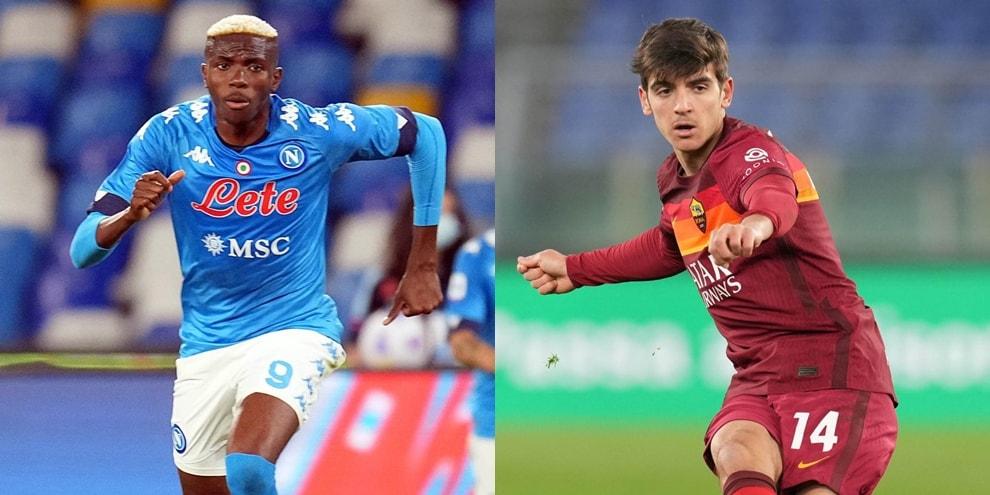 Serie A, i migliori Under 23: Villar e Osimhen nella top 11
