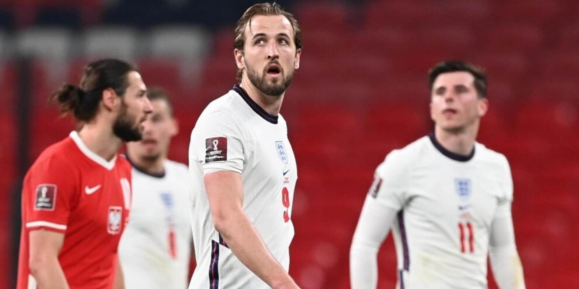 Europei, convocati Inghilterra: Kane è la stella. Per ora c'è Maguire