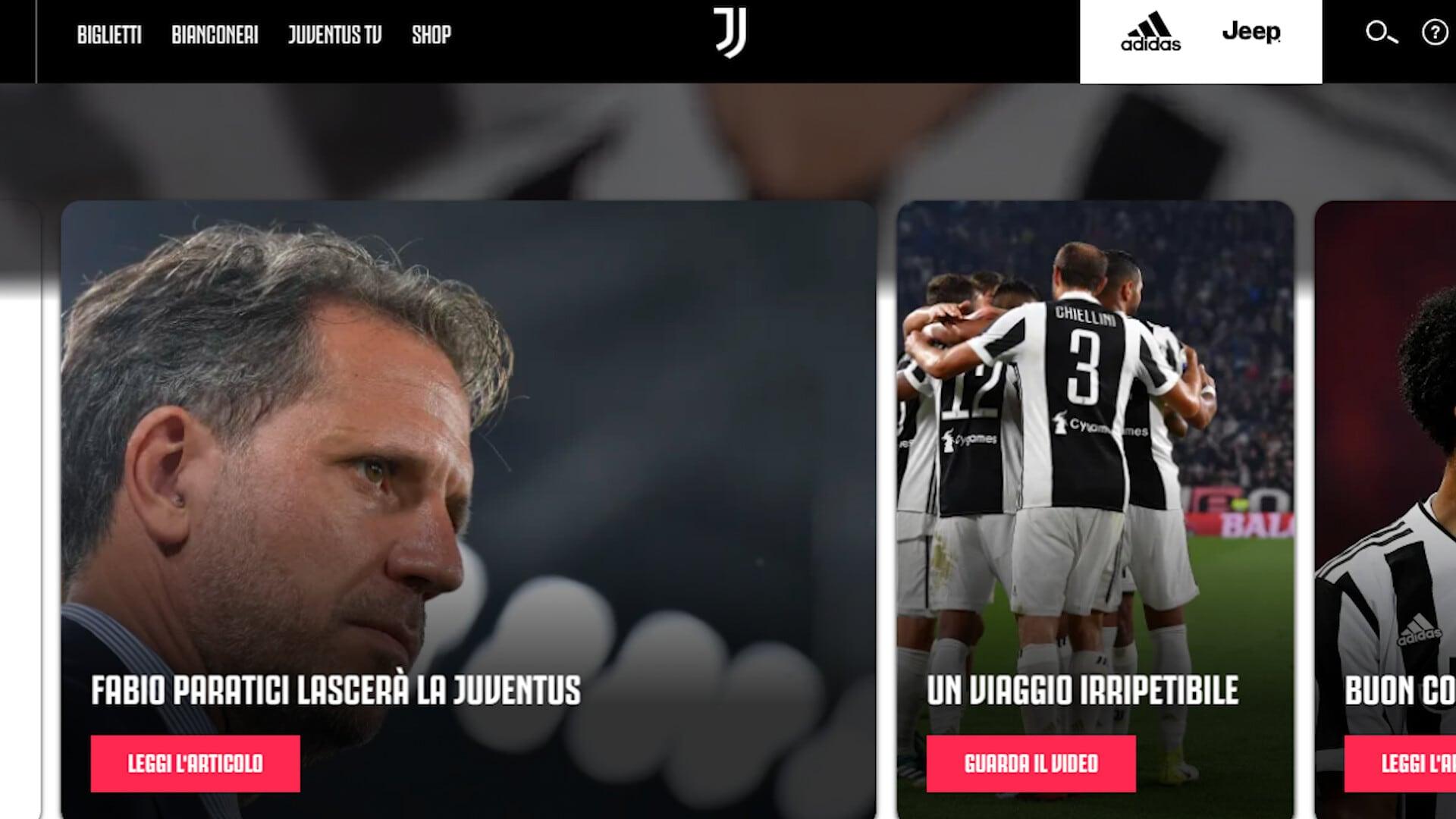 Juve, ufficiale: è addio con Fabio Paratici