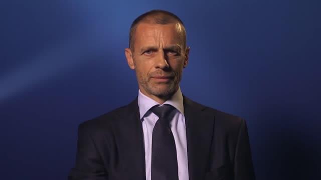 """UEFA, Ceferin sulla Superlega: """"Volevano distruggere il calcio"""""""