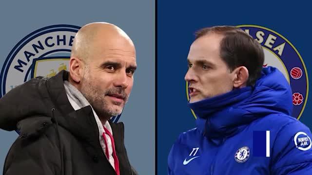 Chelsea vs Manchester City è Guardiola contro Tuchel