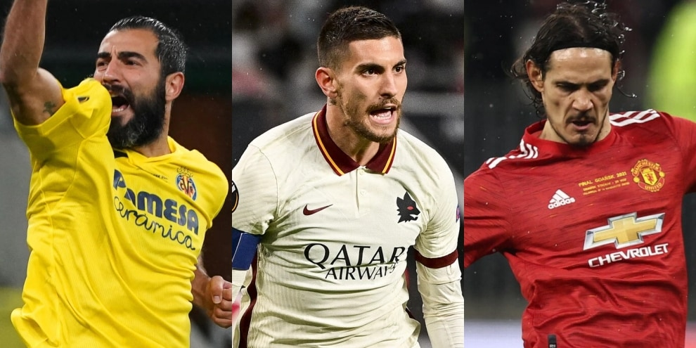 Europa League, la squadra dell'anno: ma quanta Roma!