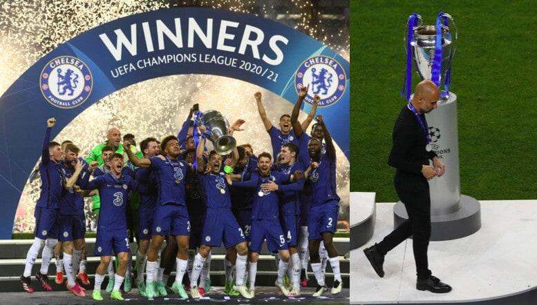 Chelsea campione, Azpilicueta alza la Champions. Delusione Guardiola