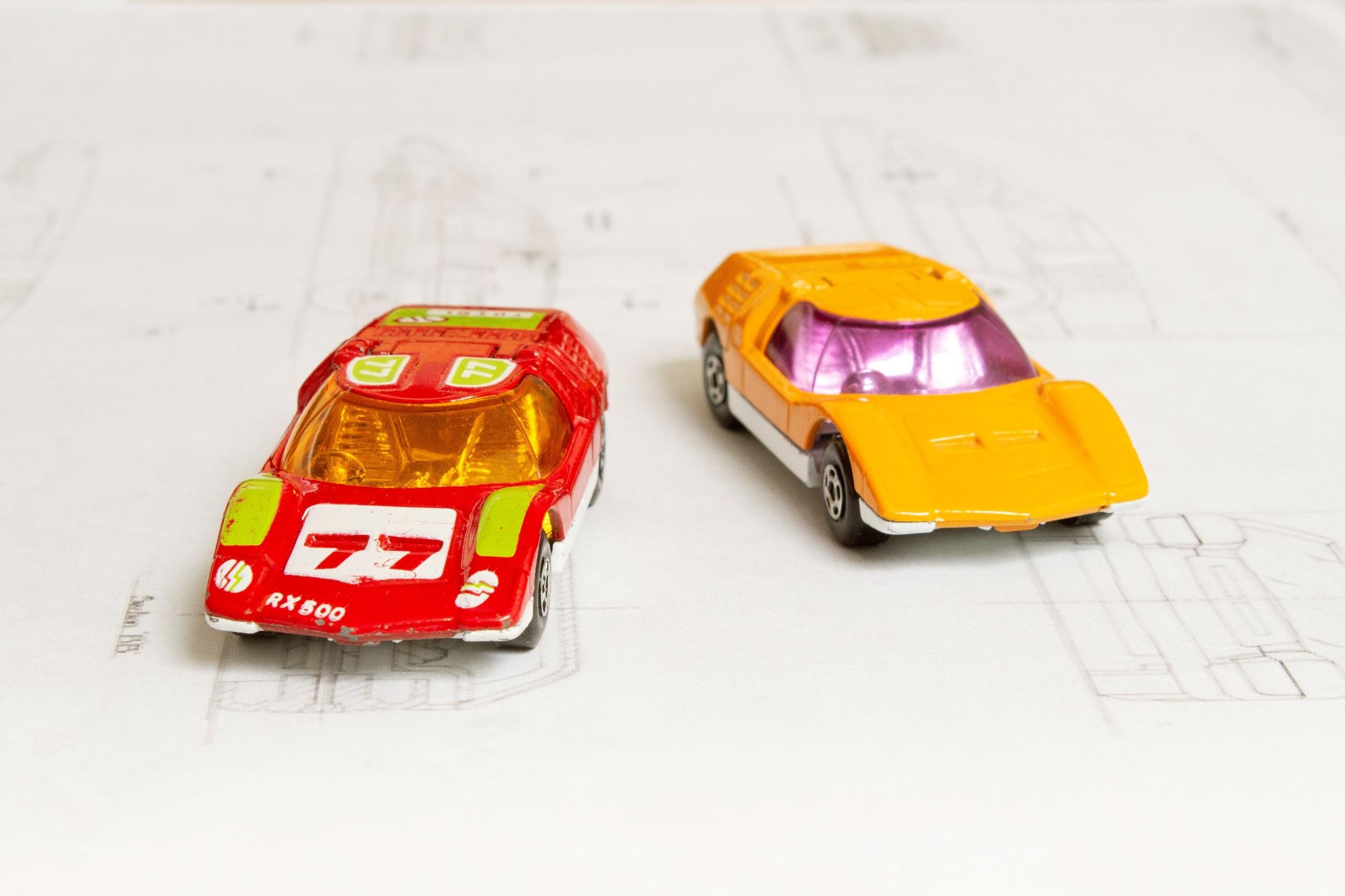 Mazda RX500, il modellino giocattolo Matchbox