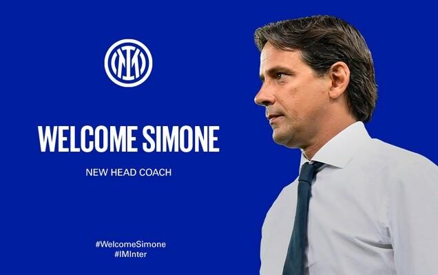 Ufficiale, Simone Inzaghi è il nuovo allenatore dell'Inter