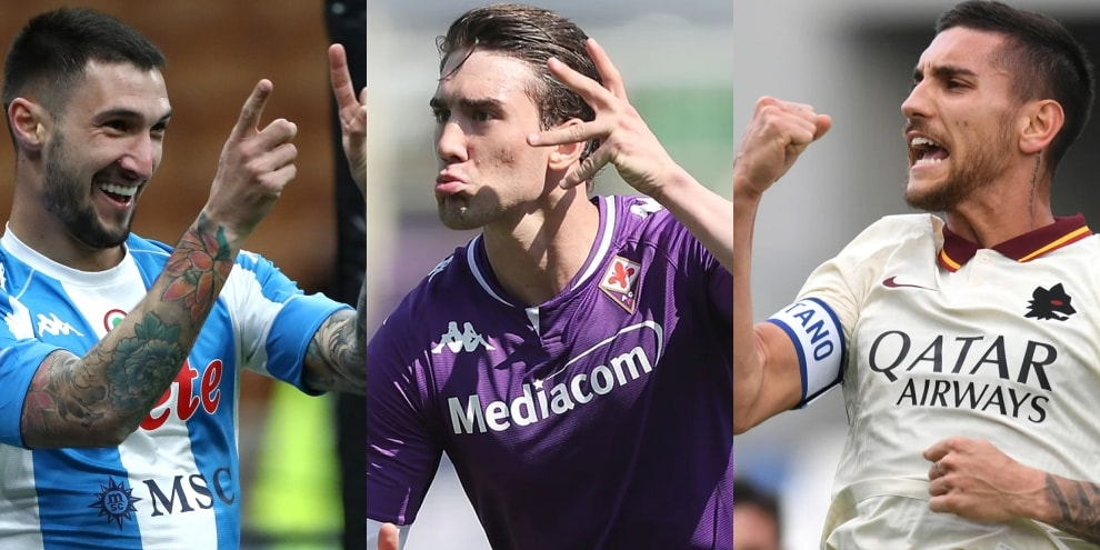 Serie A, da Politano a Pellegrini: scopri chi è cresciuto di più