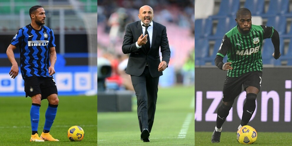 Calciomercato Napoli, Spalletti ricomincia da 5!