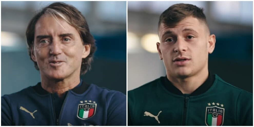 """""""Sogno Azzurro"""" la docuserie sulla Nazionale in onda su Rai 1"""