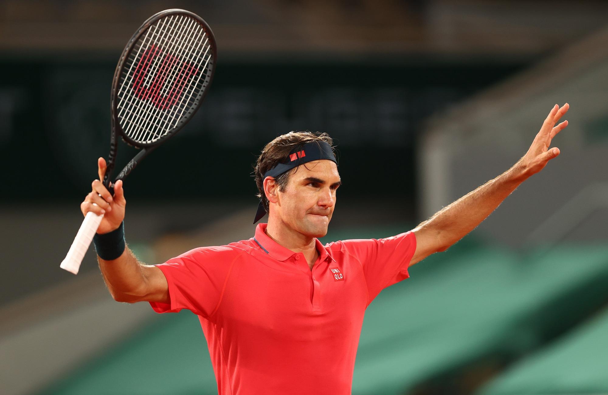 """083052438 ff406362 47a1 4ff2 9fc2 38c9f48bdcaf - Roland Garros, Federer agli ottavi: """"Berrettini? Potrei ritirarmi"""""""