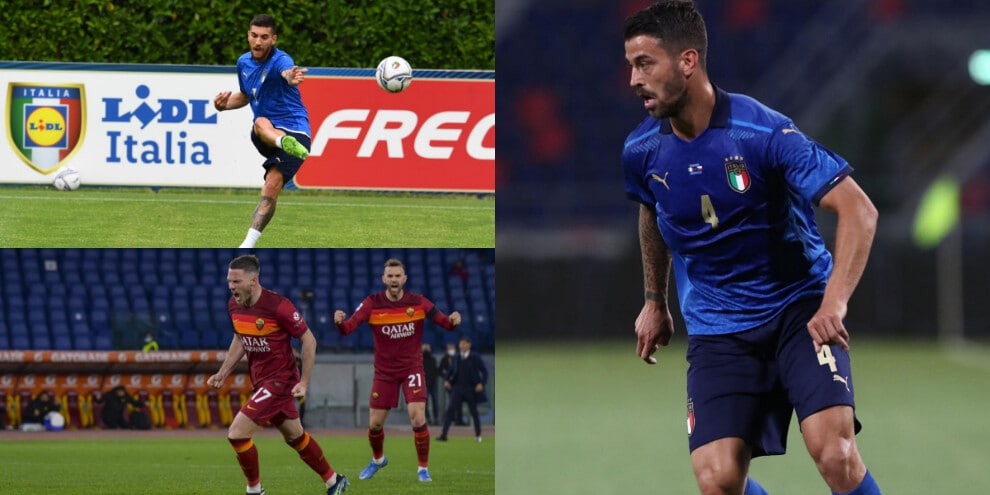 Roma, da Spinazzola a Veretout: chi è a Euro 2020 e chi a casa