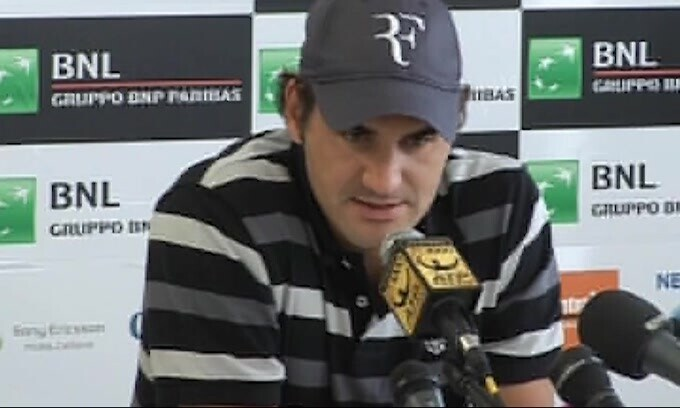 Roland Garros: Federer si ritira, Berrettini già ai quarti