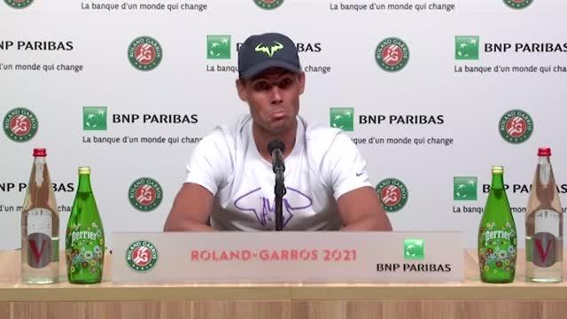 """Nadal: """"Djokovic? Uno dei migliori tennisti della storia"""""""