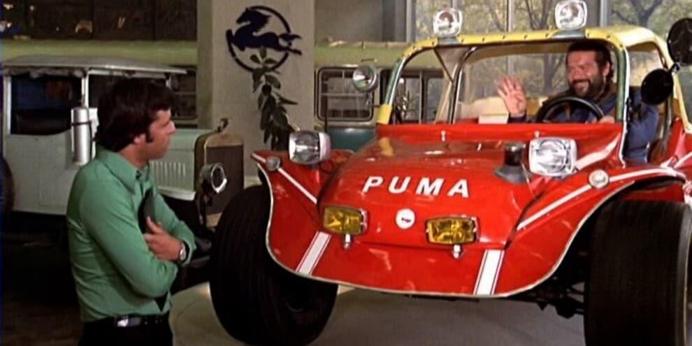 Dune Buggy, l'auto di Altrimenti ci arrabbiamo cerca l'erede