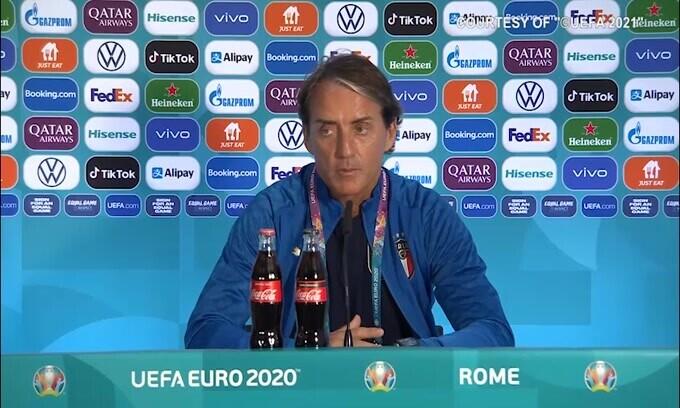 """Mancini: """"Adesso divertiamoci"""""""