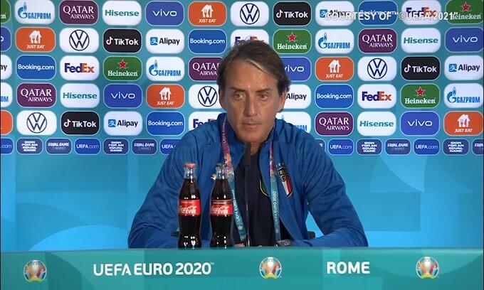 "Mancini su Pellegrini: ""Grande dispiacere perderlo così"""