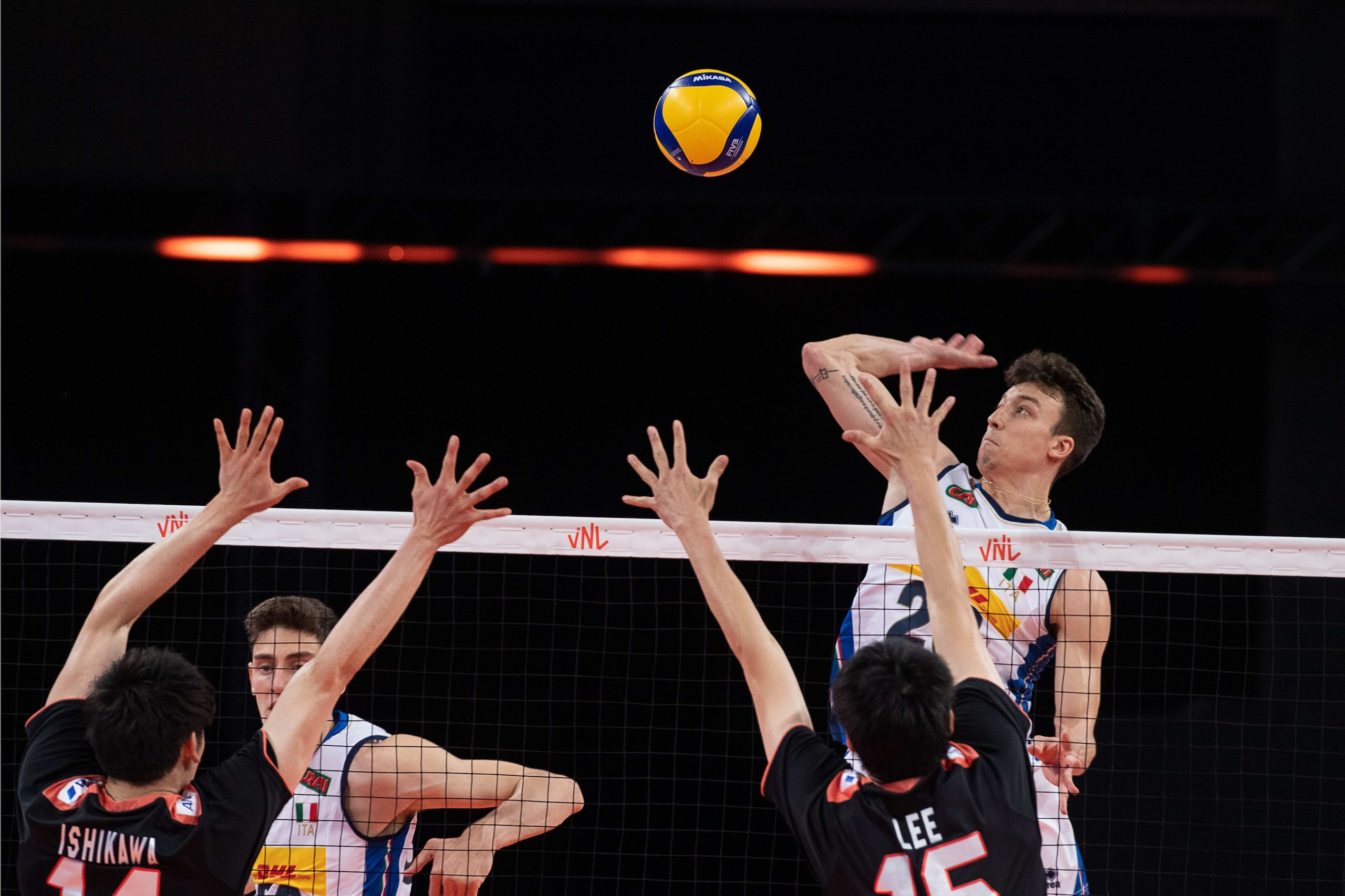 225317652 d5274411 1aea 40e5 9720 d45cb1d6e144 - VNL: Italia ko in cinque set col Giappone