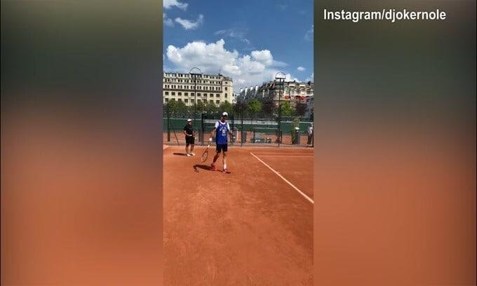 Roland Garros, Djokovic si complimenta con l'amico Jokic