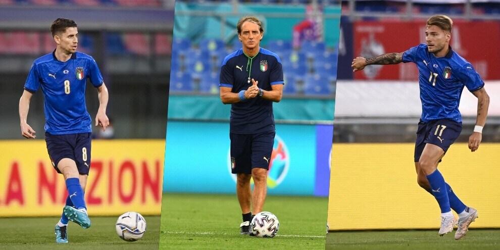 Europei, Turchia-Italia: la probabile formazione di Mancini