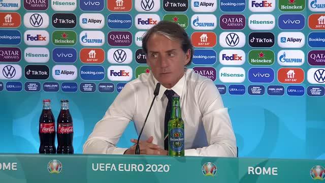 "Mancini: ""Wembley? Ne mancano ancora 6"""