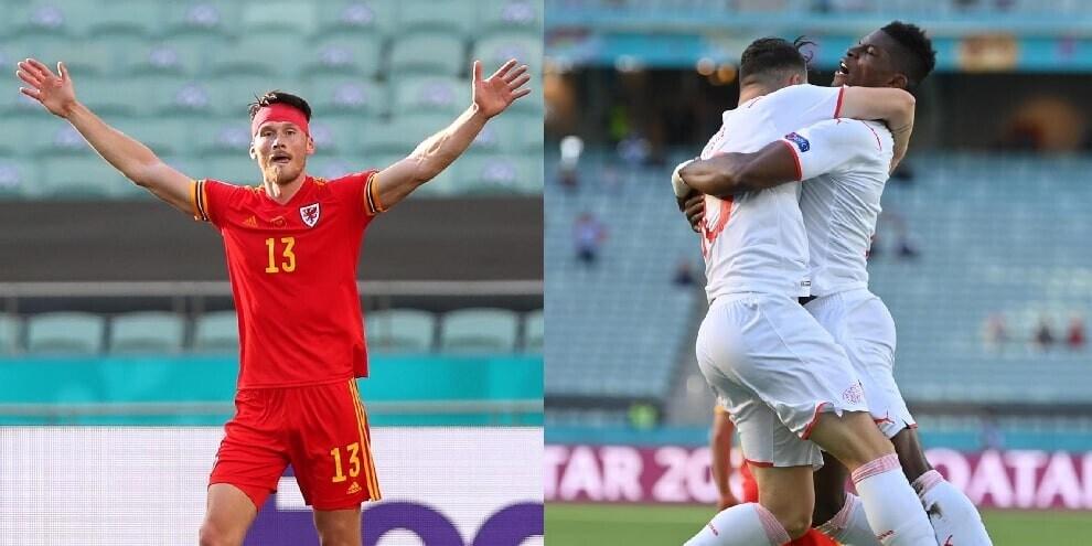 Europei, Ramsey e Bale a secco: Moore salva il Galles con la Svizzera
