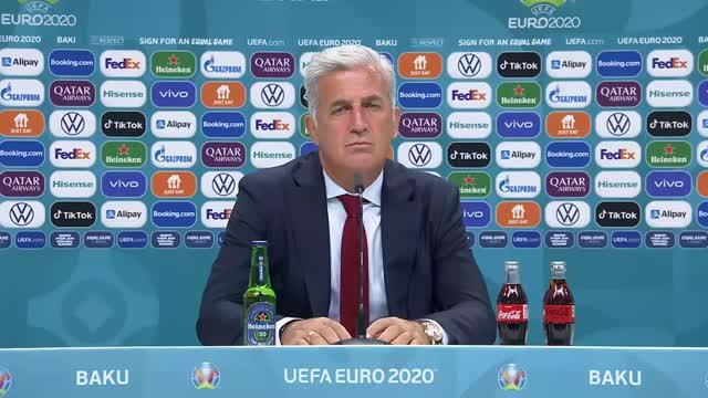 """Petkovic: """"Con l'Italia sarà un'altra partita"""""""