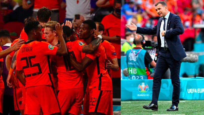 Europei, l'Olanda parte bene: 3-2 all'Ucraina di Shevchenko