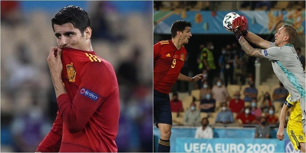 Spagna, 0-0 al debutto con la Svezia: Olsen para tutto!