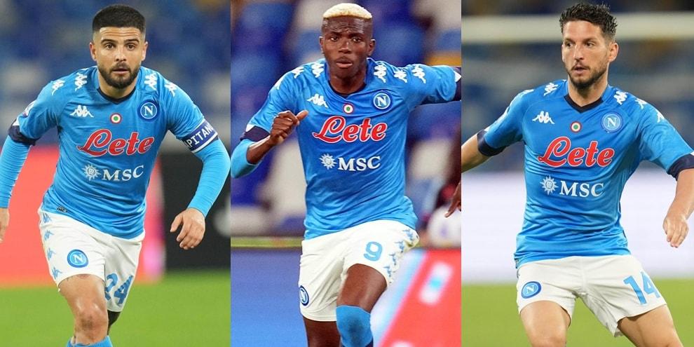 Napoli, per Spalletti un super attacco: oltre 100 gol!