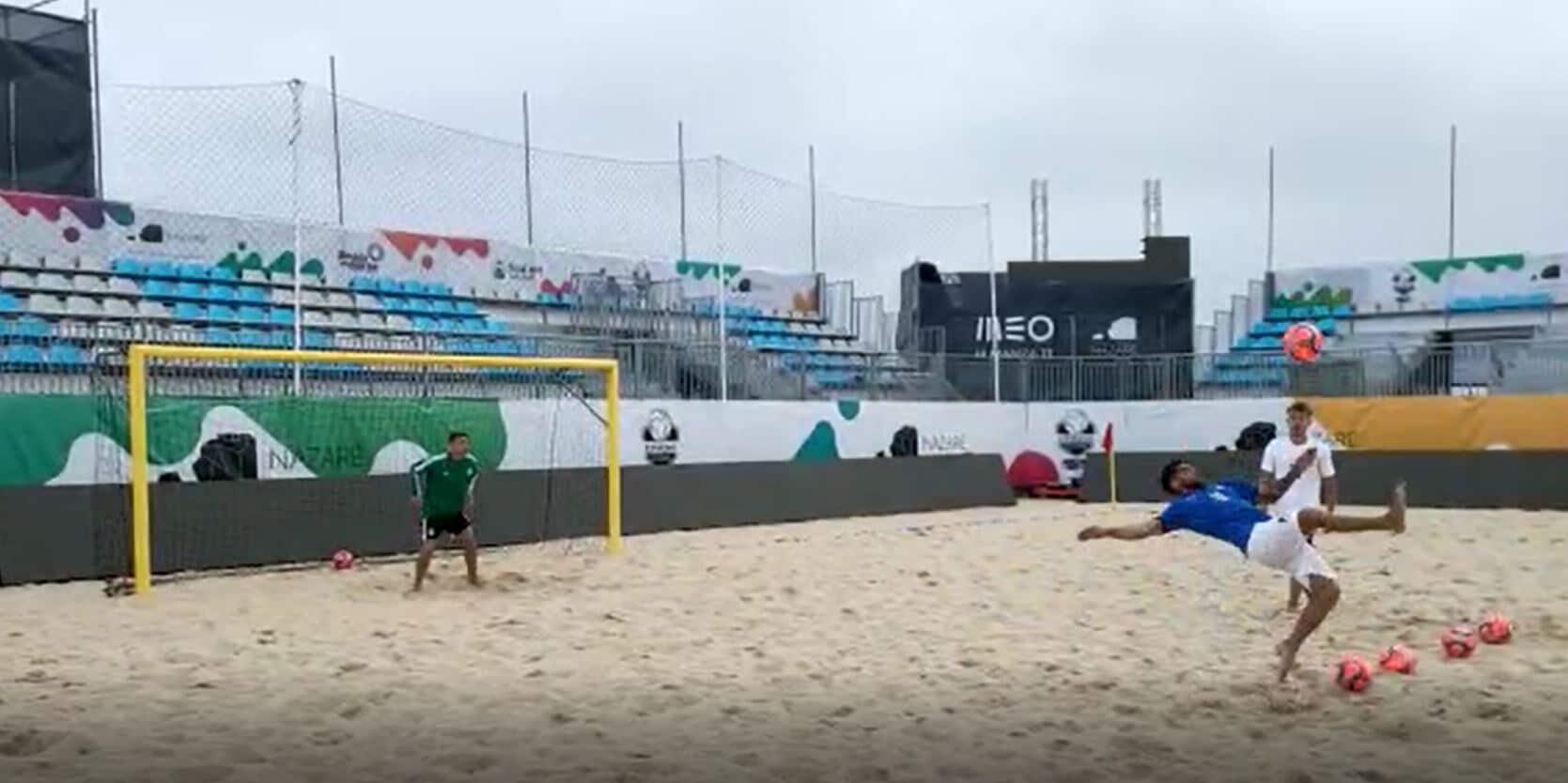 Beach Soccer, spettacolare Italia-Germania prima delle qualificazioni europee e mondiali