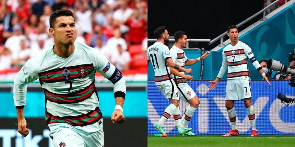 Europei, Cristiano Ronaldo da 10 e lode! Un altro record