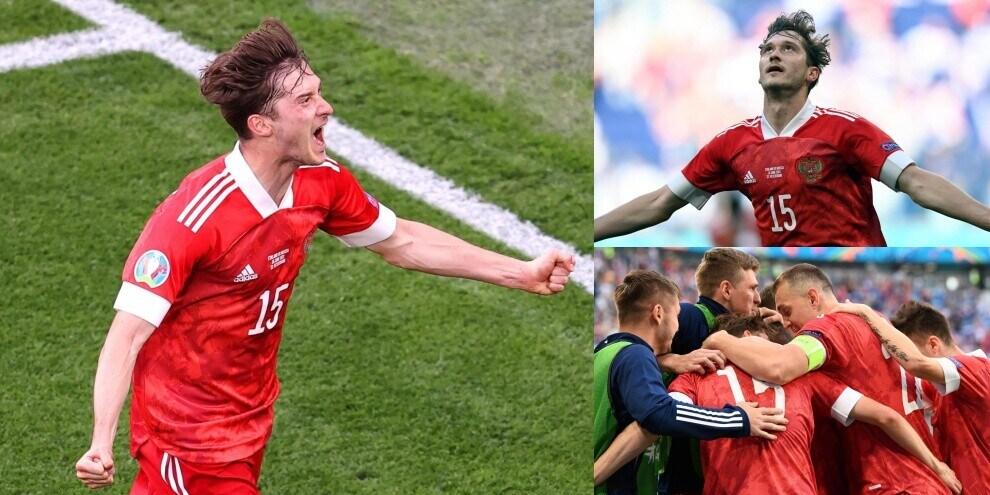 Europei, magia di Miranchuk: la Russia supera 1-0 la Finlandia