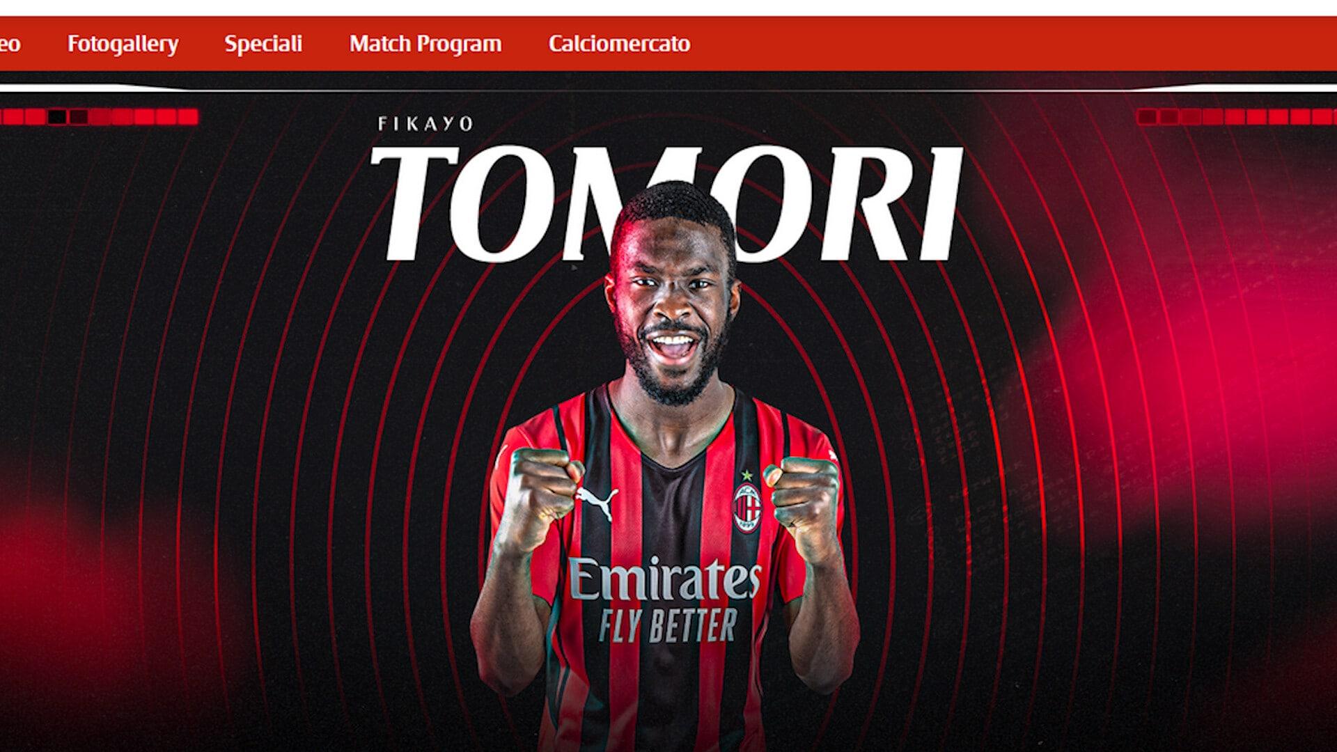 Ufficiale: il Milan riscatta Tomori