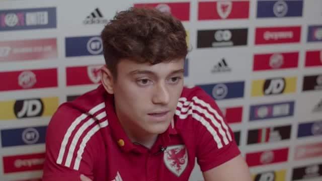 """Galles, James sull'Italia: """"Grande squadra, Chiellini e Bonucci sono leggende"""""""