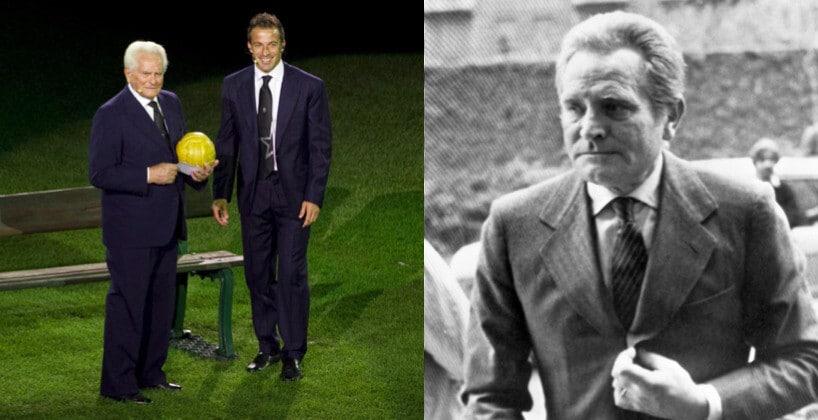 Addio Boniperti, le immagini della leggenda della Juve