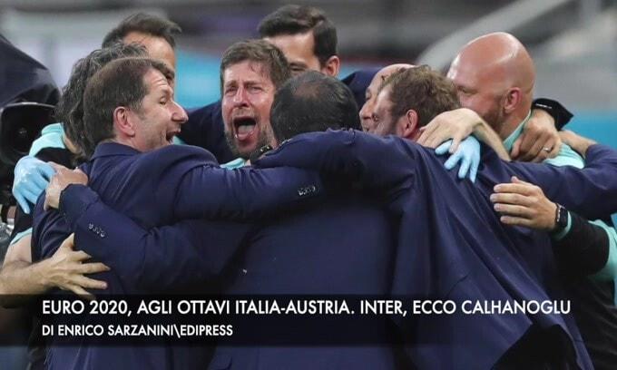 Euro 2020, agli ottavi Italia-Austria. Calhanoglu-Inter, è fatta