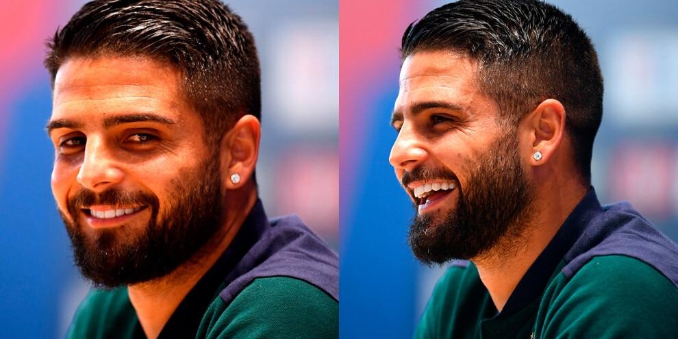 Italia, Insigne brama il gol a Wembley