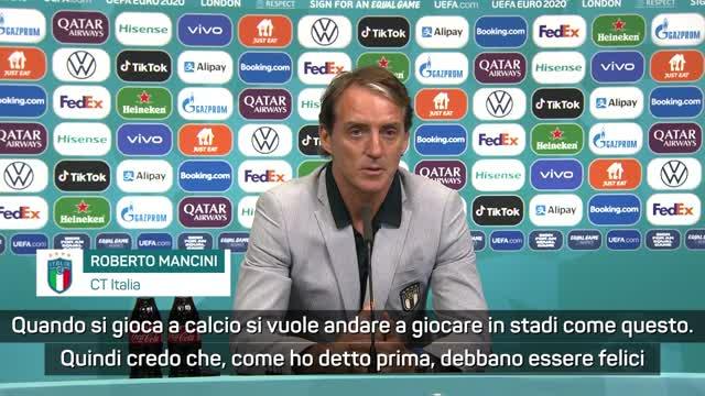 Euro 2020: Italia-Austria, l'anteprima