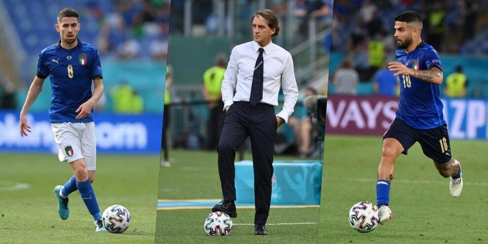 Europei, Italia-Austria: la probabile formazione di Mancini